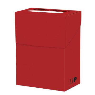 Boites de Rangements Accessoires Pour Cartes Deck Box - Rouge