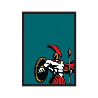 Protèges Cartes illustrées Accessoires Pour Cartes 50 Pochettes - Legionnaire