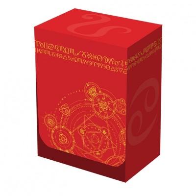 Boites de rangement illustrées Accessoires Pour Cartes Deck Box - Alchemy
