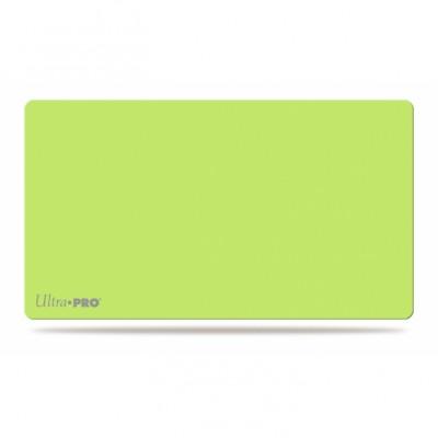 Tapis de Jeu Accessoires Pour Cartes Playmat - Vert Citron