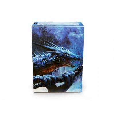 Boites de rangement illustrées Accessoires Pour Cartes Deck Box - Sapphire Royenna