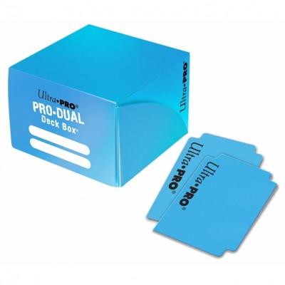 Boites de Rangements Accessoires Pour Cartes Pro Dual 180 - Bleu clair