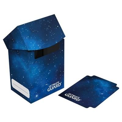 Boites de rangement illustrées Accessoires Pour Cartes Deck Box 80+ - Mystic Space Edition