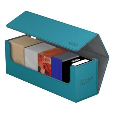 Boites de Rangements Accessoires Pour Cartes Deck Box - ArkHive Flip Case XenoSkin 400 - Orange
