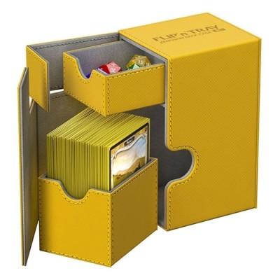 Boites de Rangements Accessoires Pour Cartes Deck Box - Ambre - T2