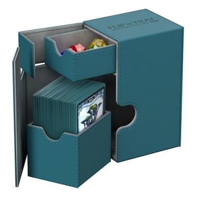 Boites de Rangements Accessoires Pour Cartes Deck Box - Petrole - T2