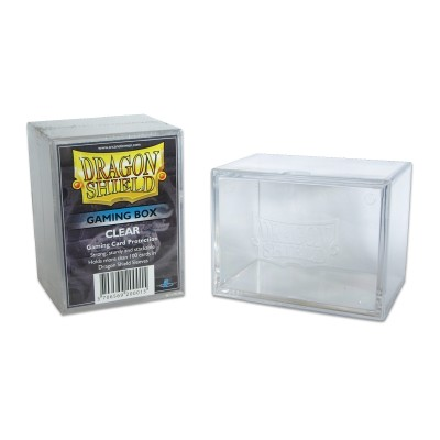 Boites de Rangements  Gaming Box - Clear