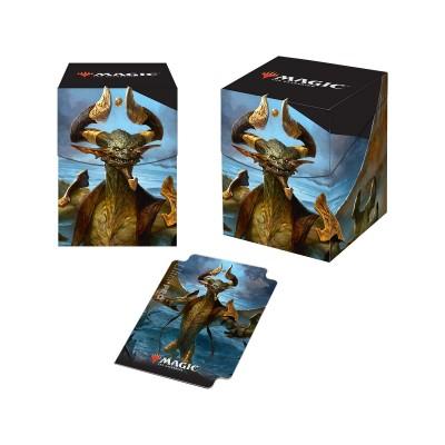 Boites de rangement illustrées Accessoires Pour Cartes Edition de Base 2019 - Deck Box - Nicol Bolas, the Arisen