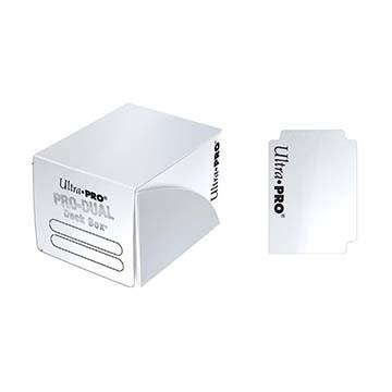 Boites de Rangements Accessoires Pour Cartes Pro Dual 120 - Blanc