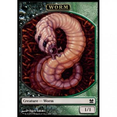 Tokens Magic Token/Jeton - Modern Masters - 15/16 Ver
