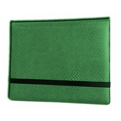 Classeurs et Portfolios Accessoires Pour Cartes Binder - Dragon Hide - 8 Cases - Green