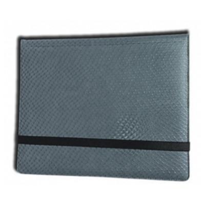 Classeurs et Portfolios Accessoires Pour Cartes Binder - Dragon Hide - 8 Cases - Grey