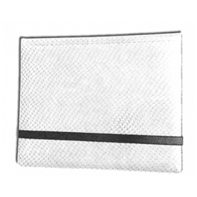 Classeurs et Portfolios Accessoires Pour Cartes Binder - Dragon Hide - 8 Cases - White