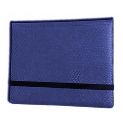 Classeurs et Portfolios Accessoires Pour Cartes Binder - Dragon Hide - 8 Cases - Blue