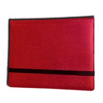 Classeurs et Portfolios Accessoires Pour Cartes Binder - Dragon Hide - 8 Cases - Red