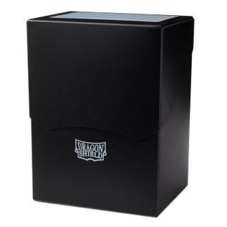 Boites de Rangements Accessoires Pour Cartes Deck Shell - Noir