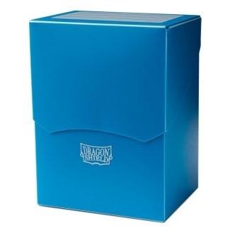 Boites de Rangements Accessoires Pour Cartes Deck Shell - Bleu