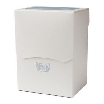 Boites de Rangements Accessoires Pour Cartes Deck Shell - Blanc