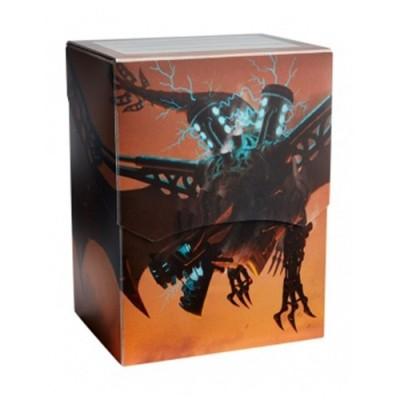 Boites de rangement illustrées Accessoires Pour Cartes Deck Box - Copper