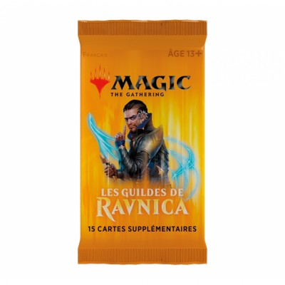 Boosters Magic the Gathering Les Guildes de Ravnica