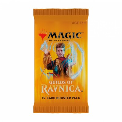 Boosters Magic the Gathering Guilds of Ravnica