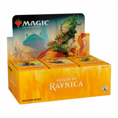Boites de Boosters Magic the Gathering Guilds of Ravnica