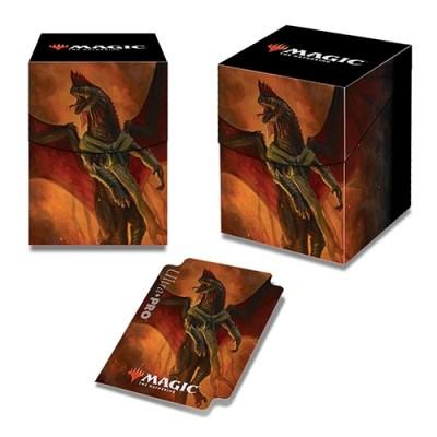 Boites de rangement illustrées Accessoires Pour Cartes Deck Box - Vaevictis Asmadi, the Dire