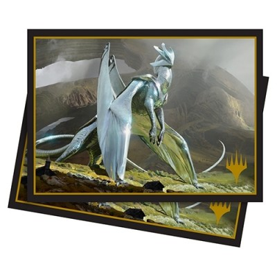 Protèges Cartes illustrées Magic the Gathering 100 Pochettes - Chromium, the Mutable
