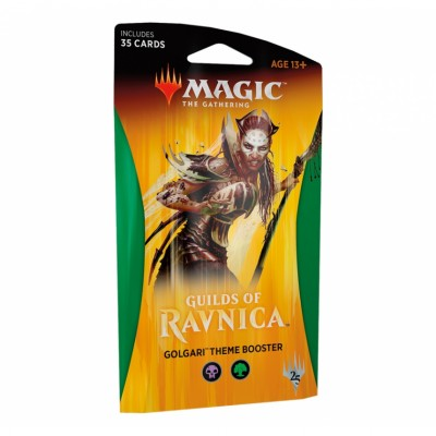 Boosters Magic the Gathering Guilds of Ravnica - Theme Booster Golgari