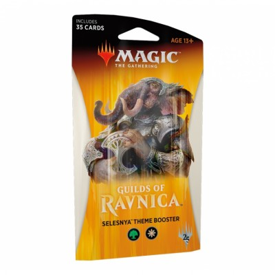 Boosters Magic the Gathering Guilds of Ravnica - Theme Booster Selesnya