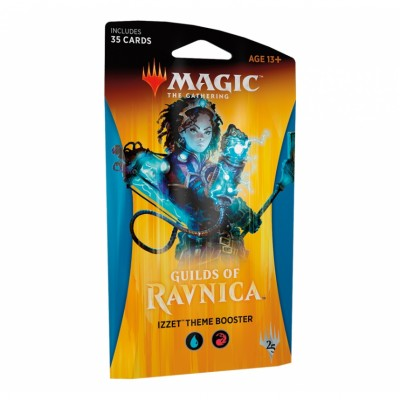 Boosters Magic the Gathering Guilds of Ravnica - Theme Booster Izzet