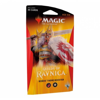 Booster Magic the Gathering Guilds of Ravnica - Theme Booster Boros