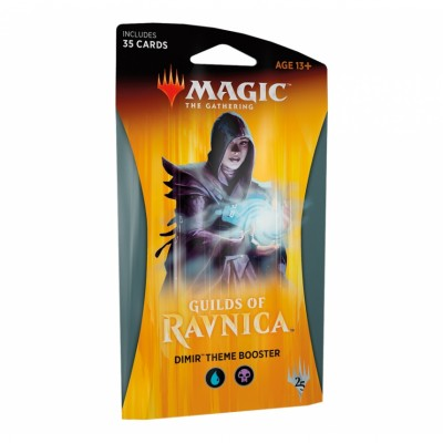 Boosters Magic the Gathering Guilds of Ravnica - Theme Booster Dimir