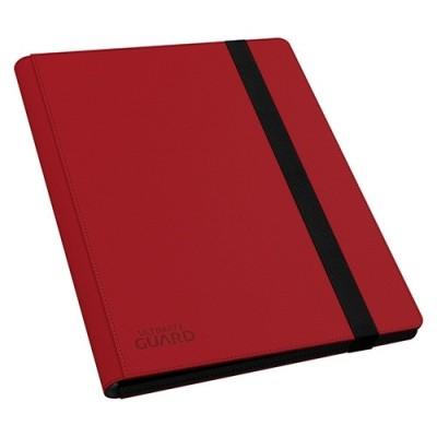 Classeurs et Portfolios  Flexxfolio A4 - 9 Cases - Xenoskin - Rouge