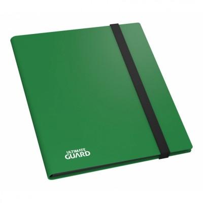 Classeurs et Portfolios FlexXfolio A5 - 4 Cases - Vert