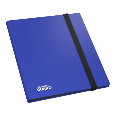 Classeurs et Portfolios  FlexXfolio A5 - 4 Cases - Bleu