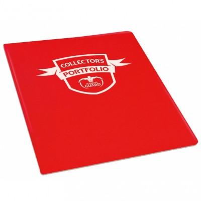 Classeurs et Portfolios  Portfolio A5 - 4 Cases - Rouge
