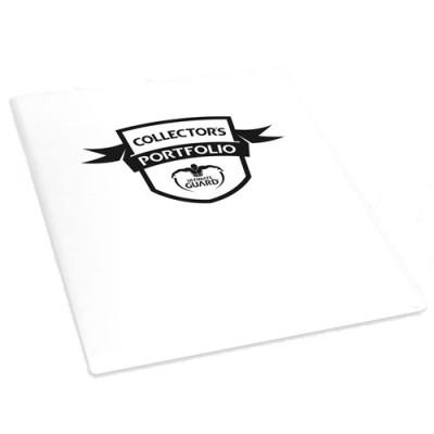 Classeurs et Portfolios  Portfolio A5 - 4 Cases - Blanc