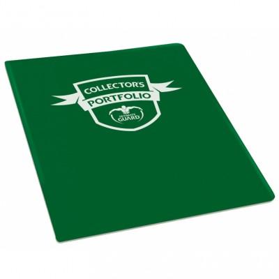 Classeurs et Portfolios  Portfolio A5 - 4 Cases - Vert