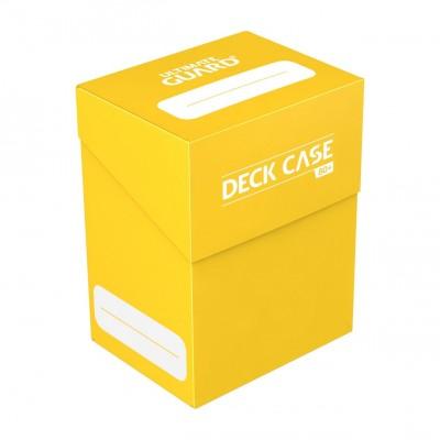 Boites de Rangements  Deck Case 80+ - Jaune