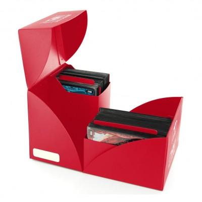 Boites de Rangements  Twin Deck Case 160+ - Rouge