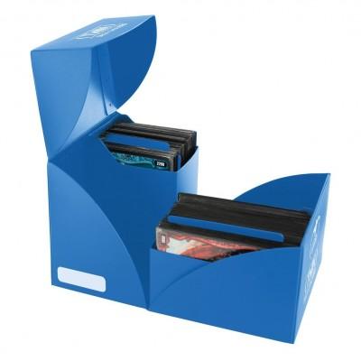 Boites de Rangements  Twin Deck Case 160+ - Bleu