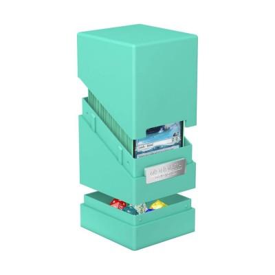 Boites de Rangements  Monolith Deck Case 100+ - Turquoise