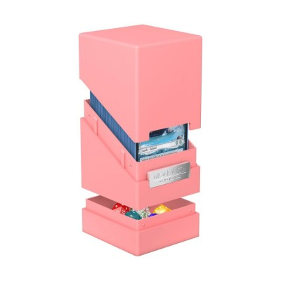 Boites de Rangements  Monolith Deck Case 100+ - Rose