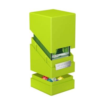 Boites de Rangements  Monolith Deck Case 100+ - Vert Citron