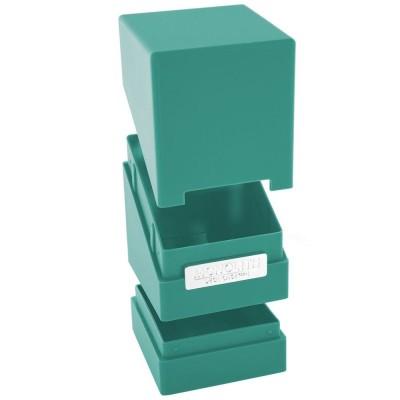 Boites de Rangements  Monolith Deck Case 100+ - Bleu Pétrole