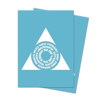 Protèges Cartes illustrées Accessoires Pour Cartes Les Guildes de Ravnica - 100 Pochettes - Sénat d'Azorius