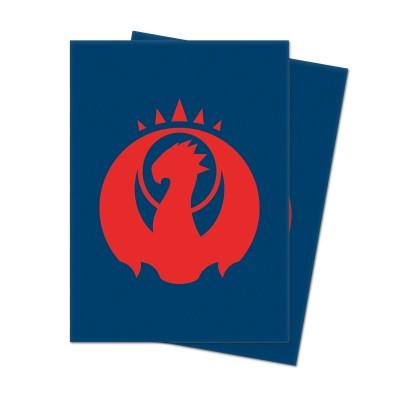 Protèges Cartes illustrées Accessoires Pour Cartes Les Guildes de Ravnica - 100 Pochettes - Ligue d'Izzet