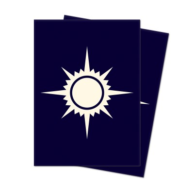 Protèges Cartes illustrées Accessoires Pour Cartes Les Guildes de Ravnica - 100 Pochettes - Guilde d'Orzhov