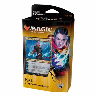 Decks Magic the Gathering Guilds of Ravnica - Planeswalker - Ral, Caller of Storms